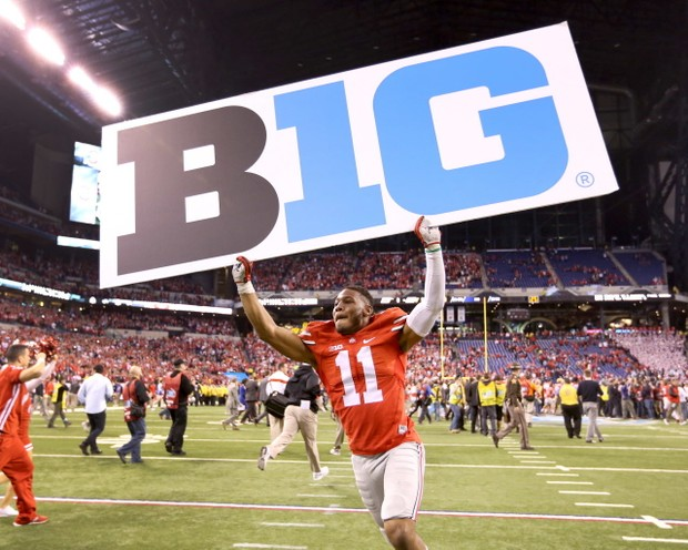 Ohio State shuts out Wisconsin 59-0