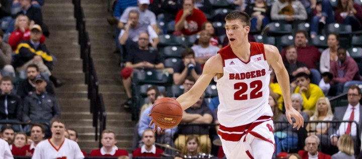 Nebraska bests No. 6 Wisconsin,