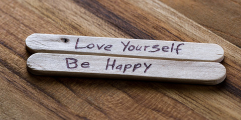 If I really loved myself, Iwould…